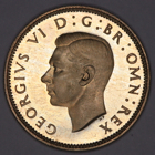 1947 GEORGE VI PROOF SHILLING