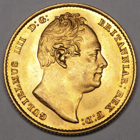 1832 KING WILLIAM IV IIII GOLD SOVEREIGN COIN