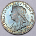 1893 VICTORIA PROOF SHILLING