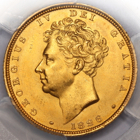 1826 GEORGE IV SOVEREIGN