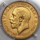 1924 SA GEORGE V SOUTH AFRICA SOVEREIGN