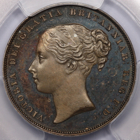 1839 VICTORIA PROOF SHILLING