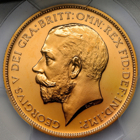 1911 GEORGE V PROOF TWO POUNDS